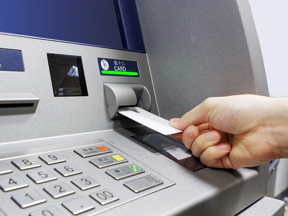 ATM Drama