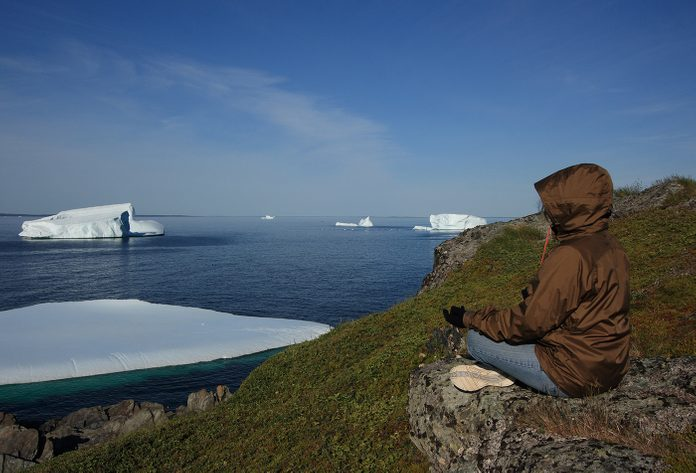 East Coast Canada - Iceberg watching in Newfoundland