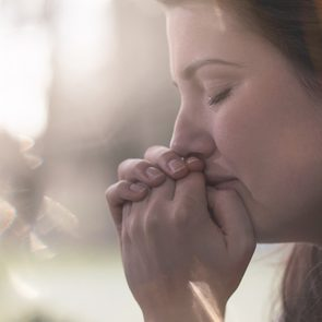 What you need to know about generalized anxiety disorder - close-up of woman crying