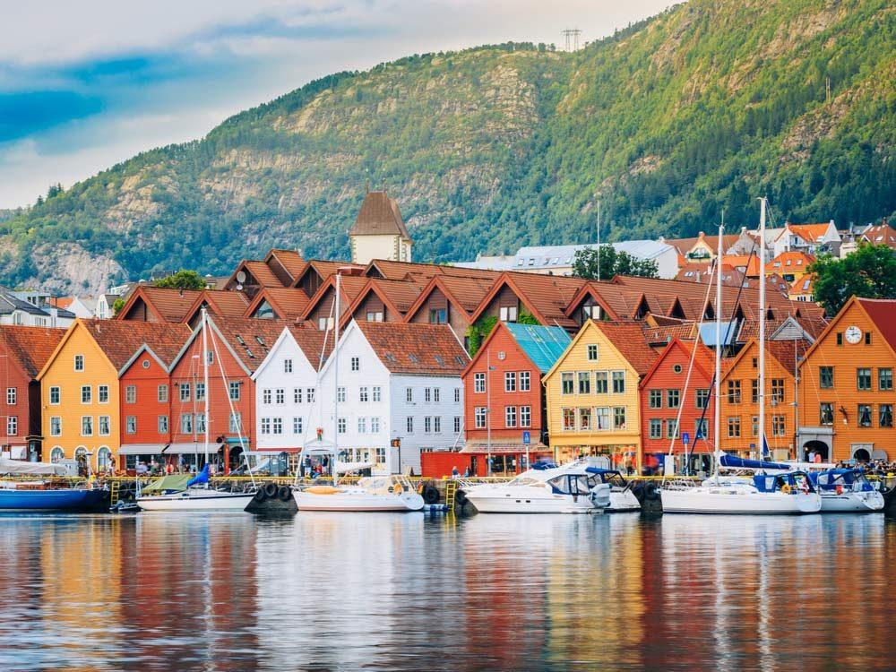 Homes in Norway