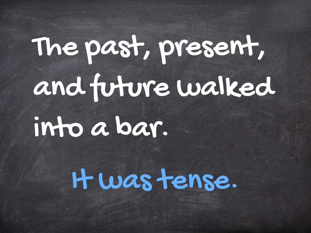 Funny grammar jokes