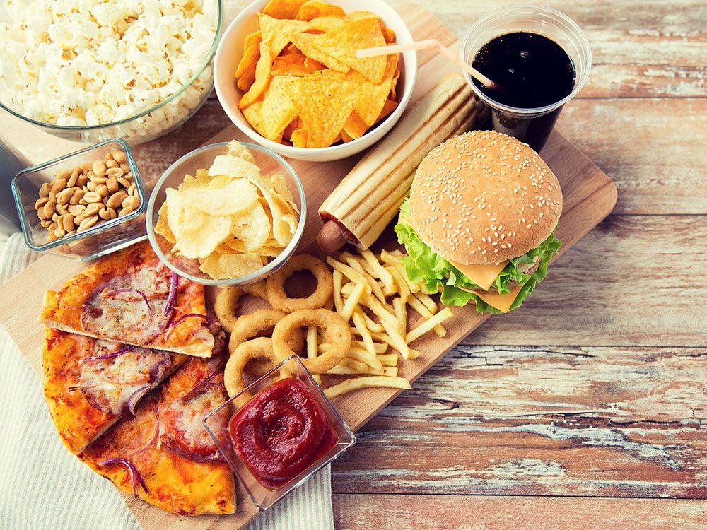Signs of binge eating disorder