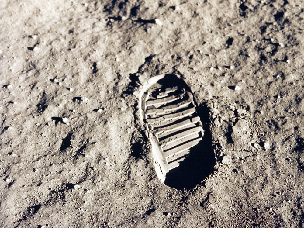 The lunar landing inspired Chris Hadfield