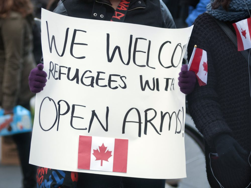 Welcoming Syrian refugees