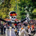 Gorgeous Photos of Mexico's Day of the Dead Celebrations