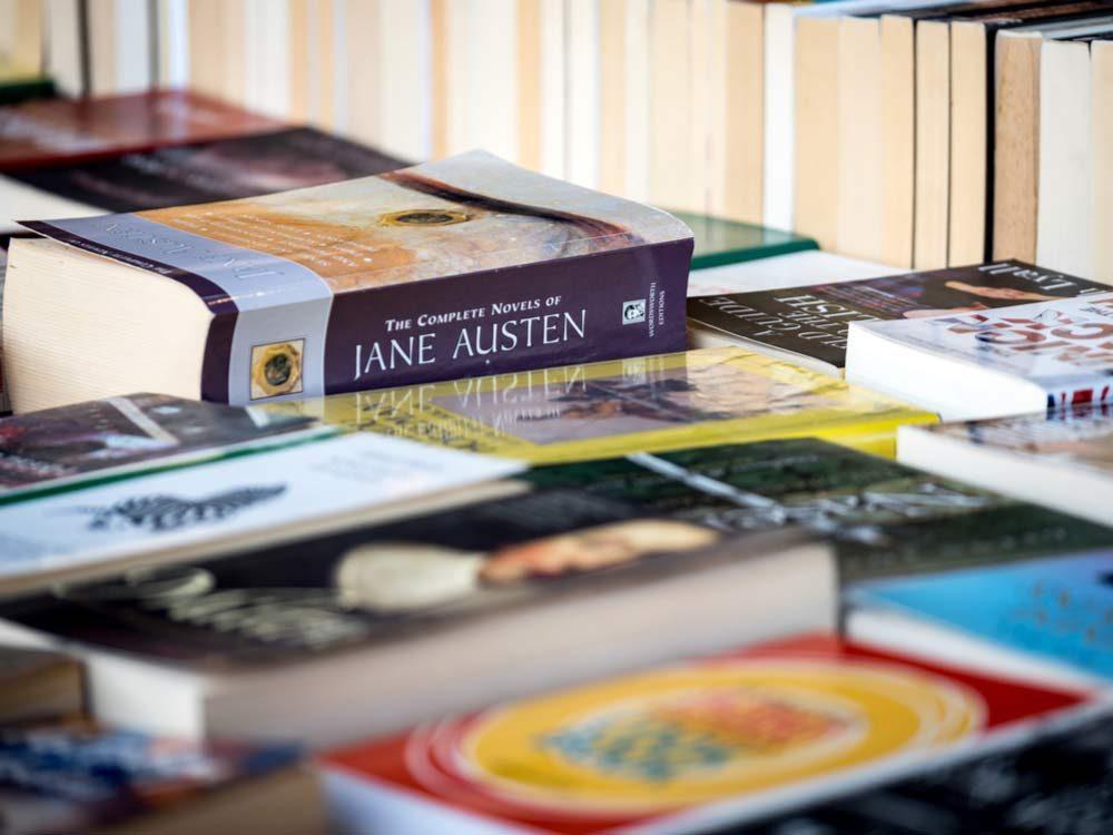 Jane Austen novel