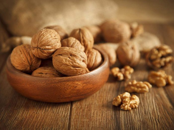 Walnuts can help reduce risk of Alzheimer's disease