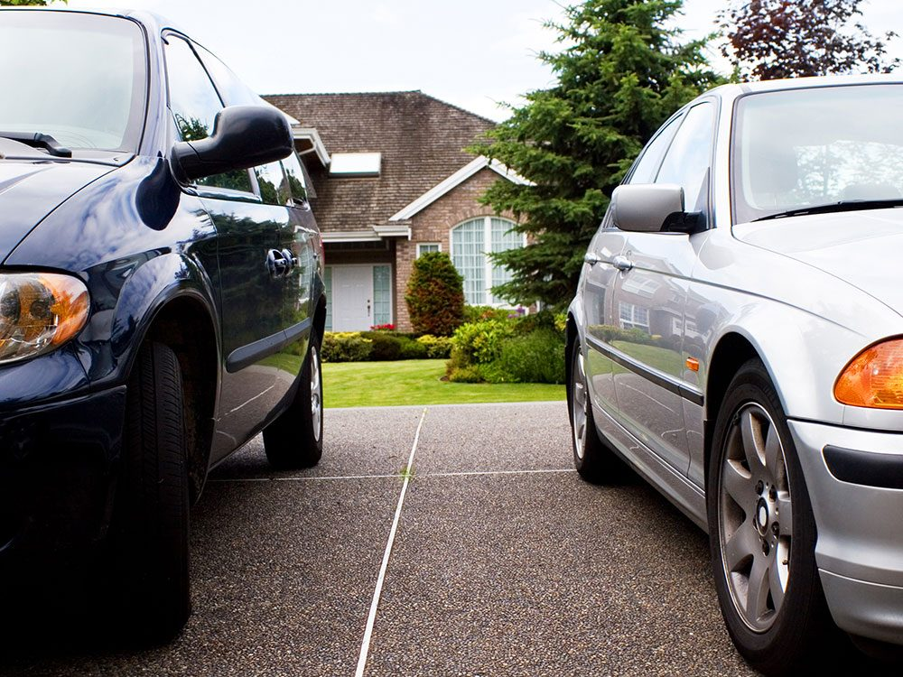 Car sharing makes sense if you're considering a second car