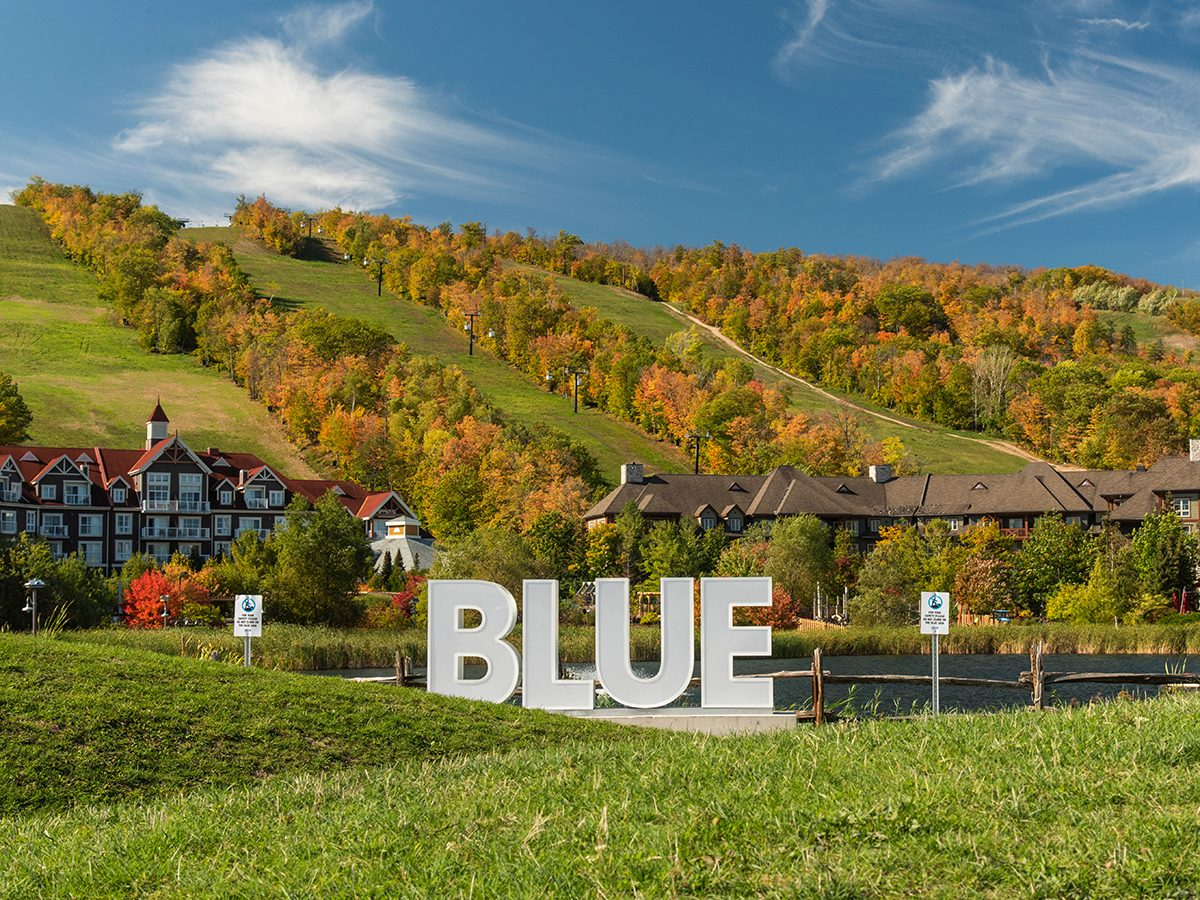 Day trips from Toronto - Blue Mountains