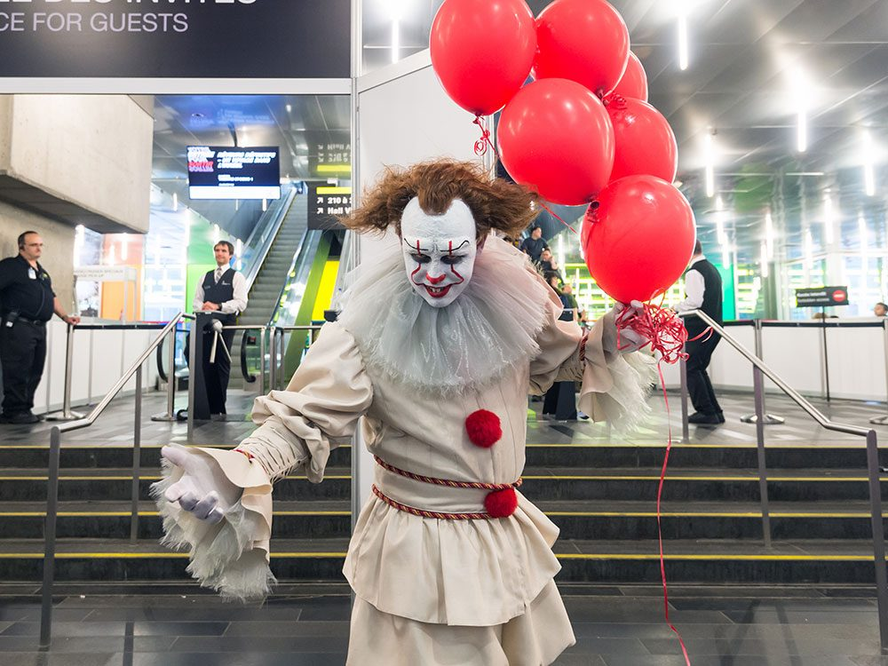 Pennywise the Clown, IT