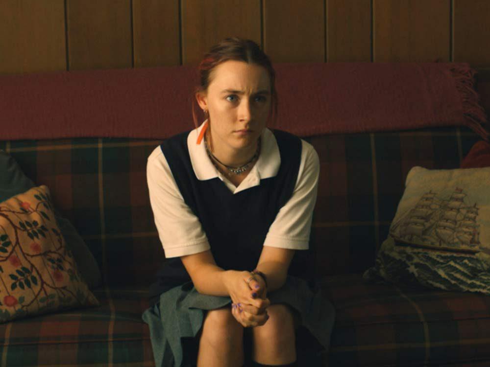 """Saoirse Ronan in """"Lady Bird"""""""