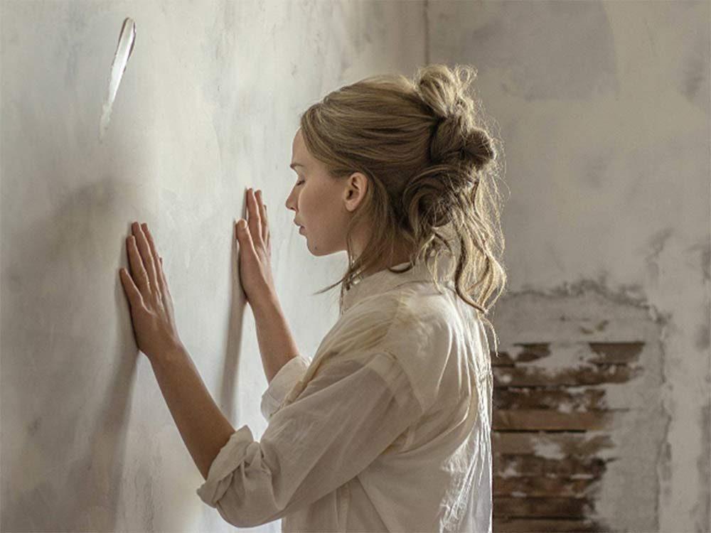 "Jennifer Lawrence in ""Mother!"""