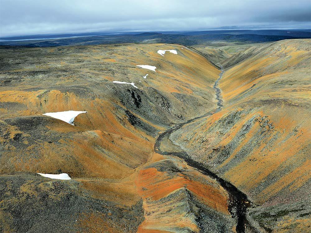 Puvirnituq Mountain