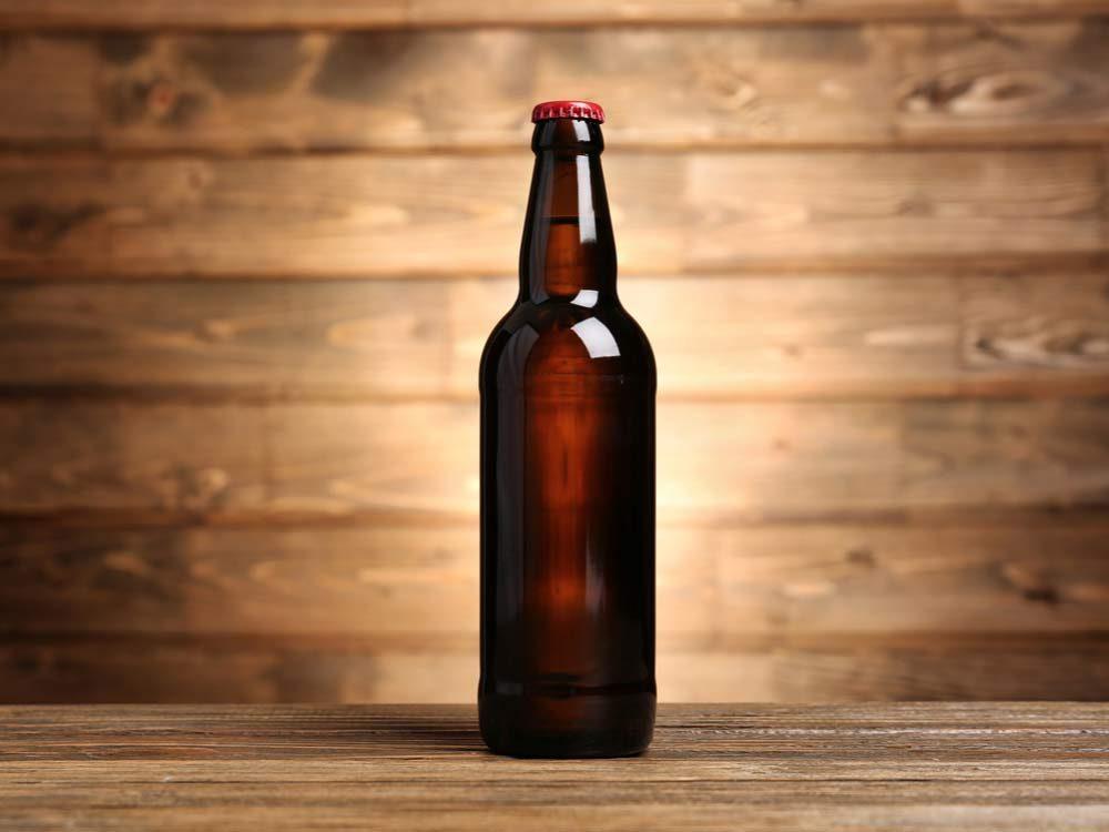 Bottle of ale