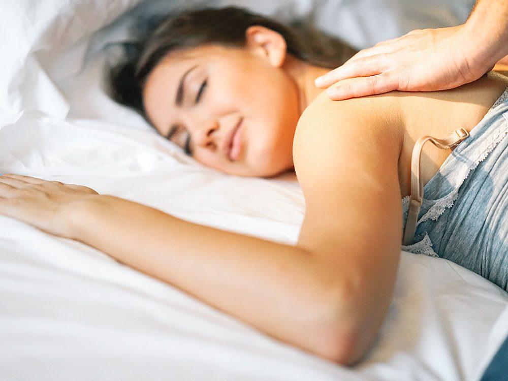 DIY Home Massages Boost Wellness