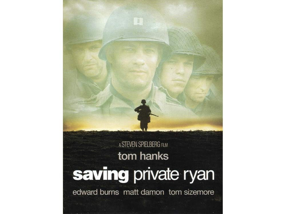 Saving Private Ryan is one of the best Remembrance Day movies