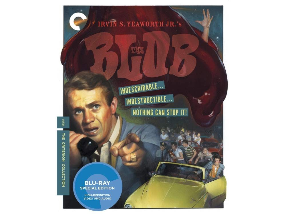 The Blob Criterion cover