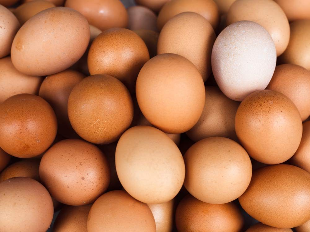 Why Europeans don't refrigerate eggs