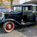 My First Car: Remembering the 1931 Chevy Berline