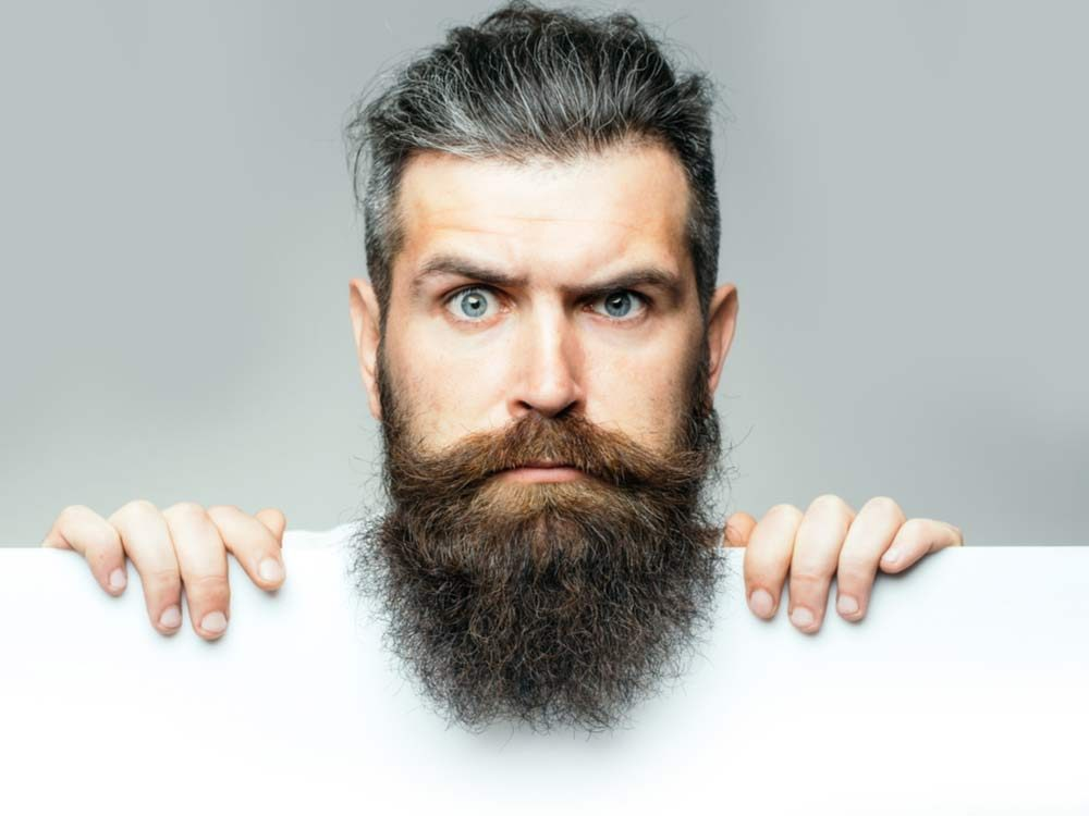 Movember beard