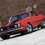 Classic Spotlight: 1967 Chevrolet Camaro SS