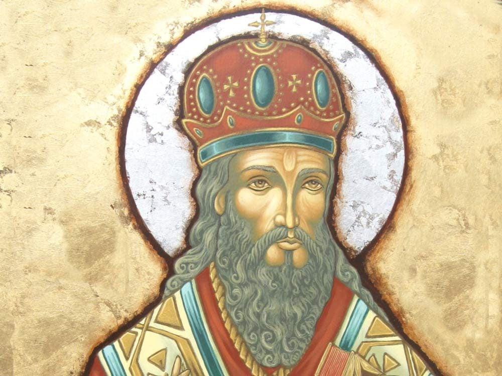 Saint Nicholas portrait