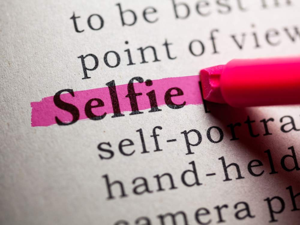 Facts about selfies