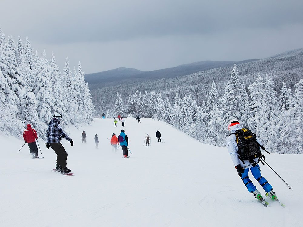 These French phrases will come in handy when skiing in Quebec
