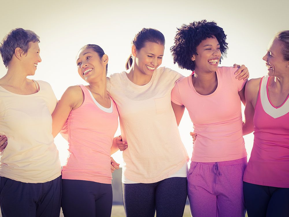 5 Ways to Prevent Breast Cancer