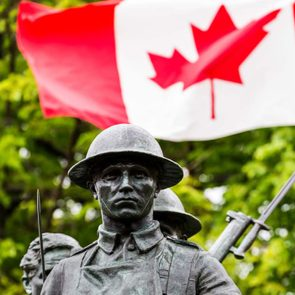 Remembrance Day in Prince Edward Island