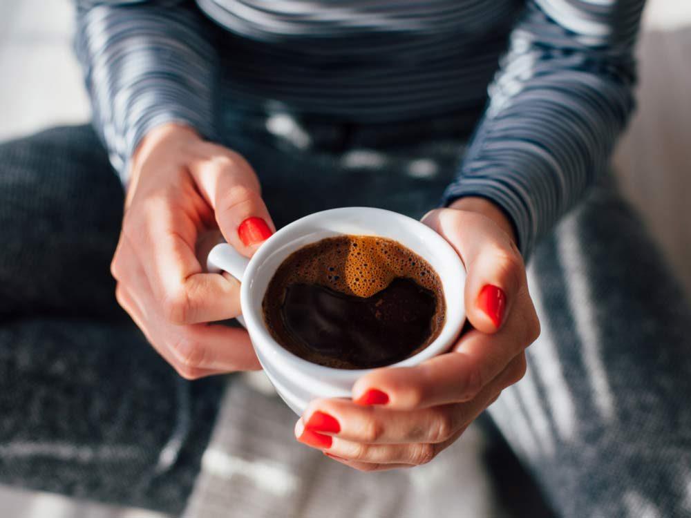 Coffee hack