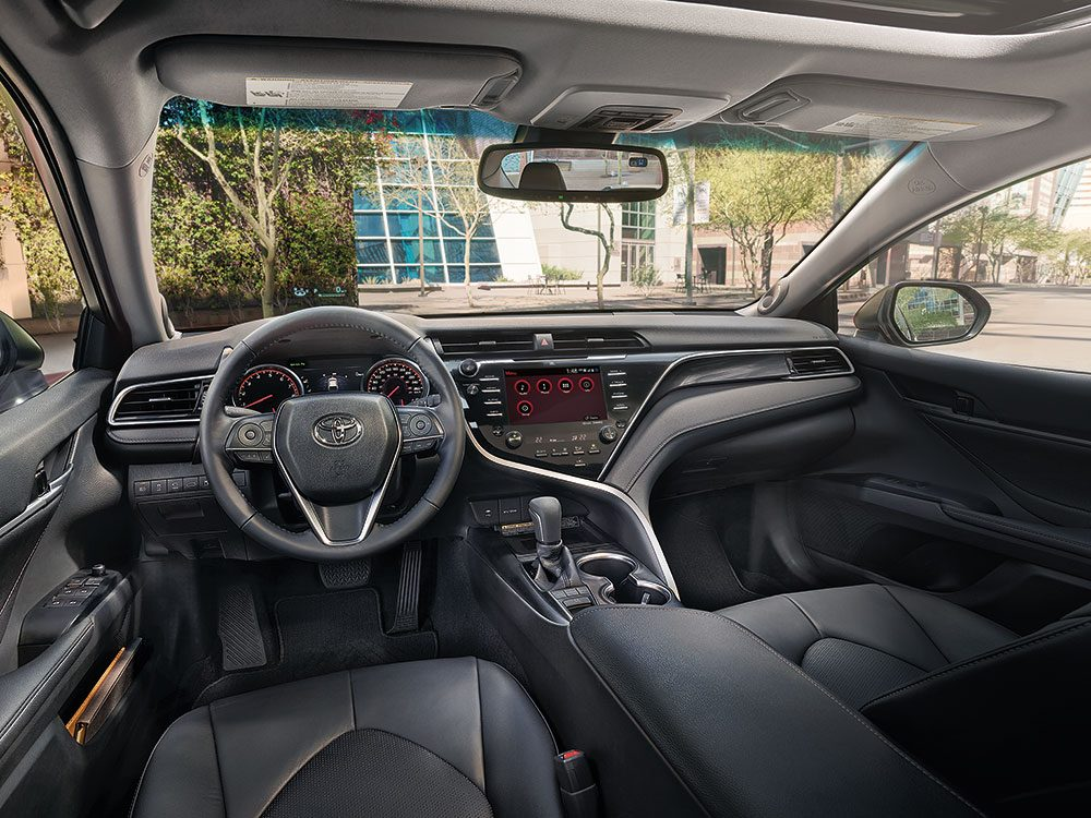 Toyota Camry: A difference you can feel