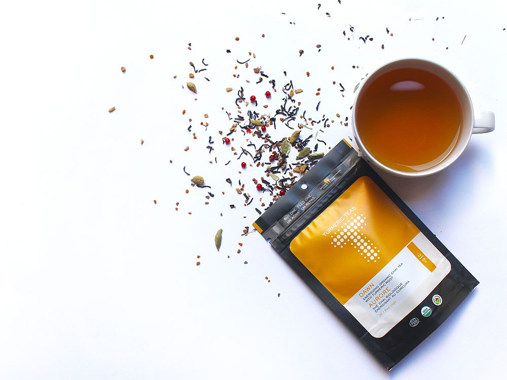 Turmeric Teas tea