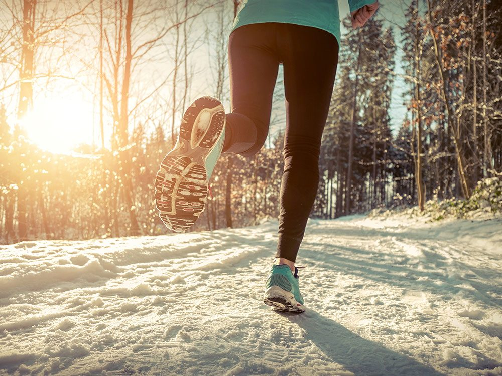 Beat holiday stress with exercise