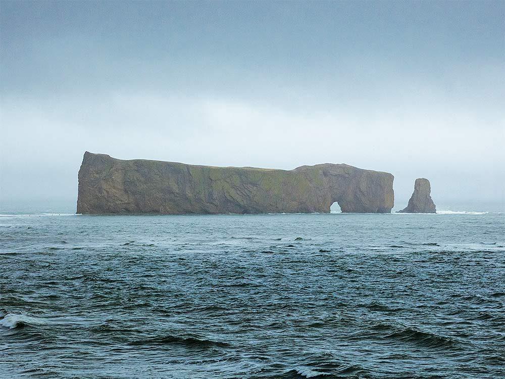 Bonaventure Island in Quebec
