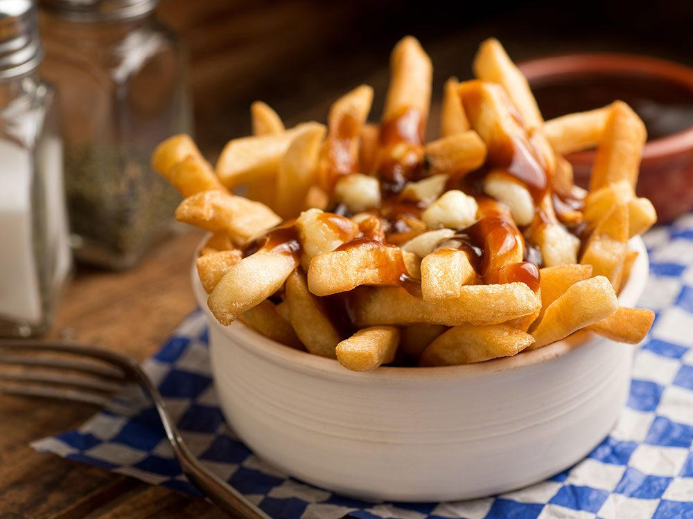 Hangover cure: Poutine