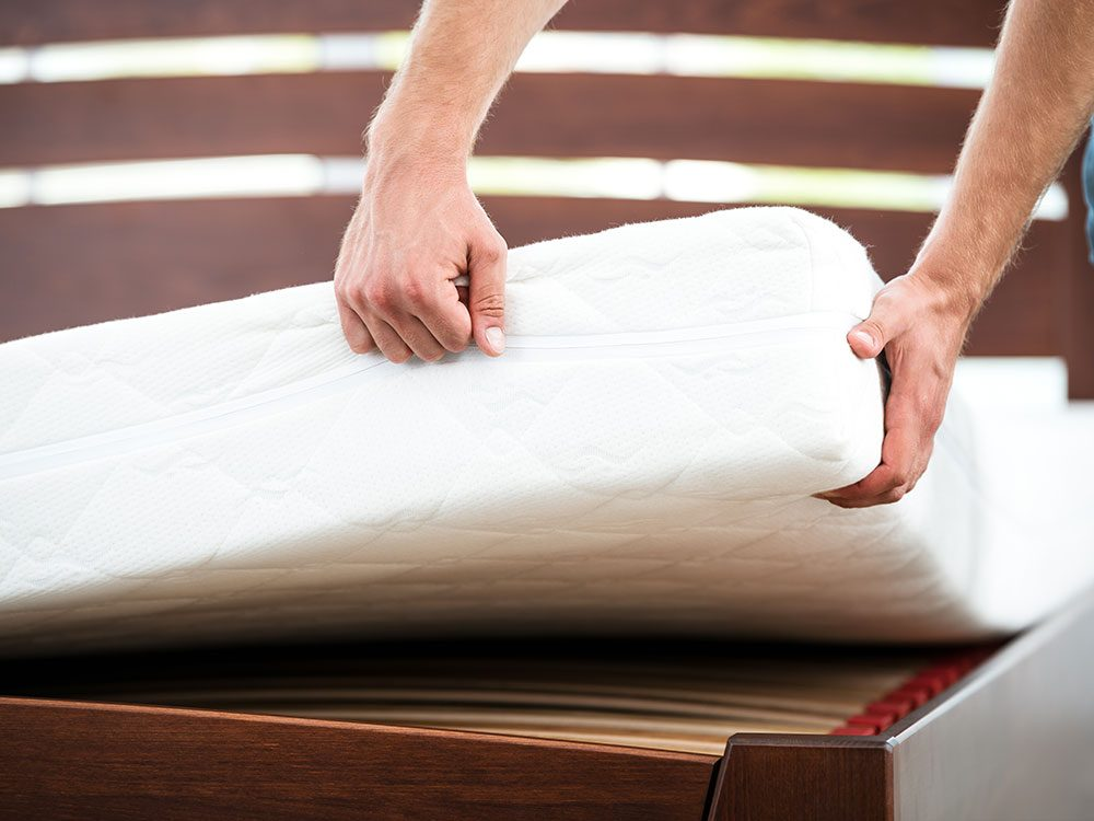 Cost of a new mattress