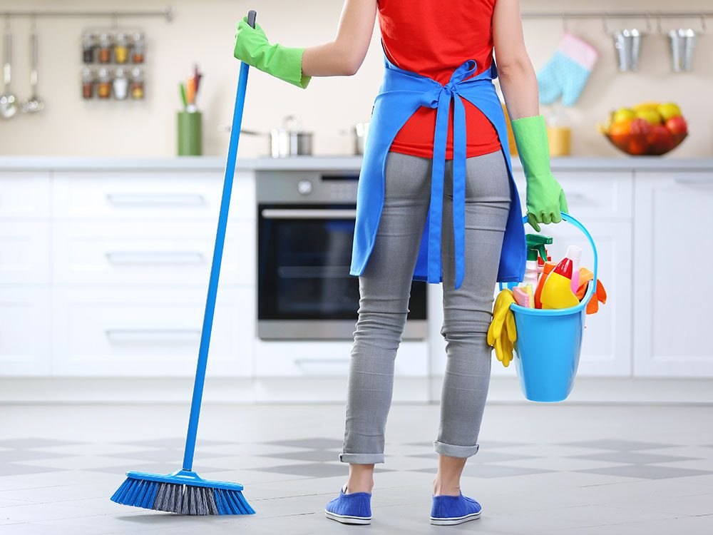House cleaning hacks: Create a plan