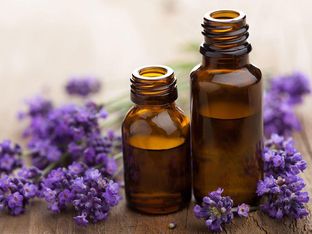Take lavender oil for teeth grinding