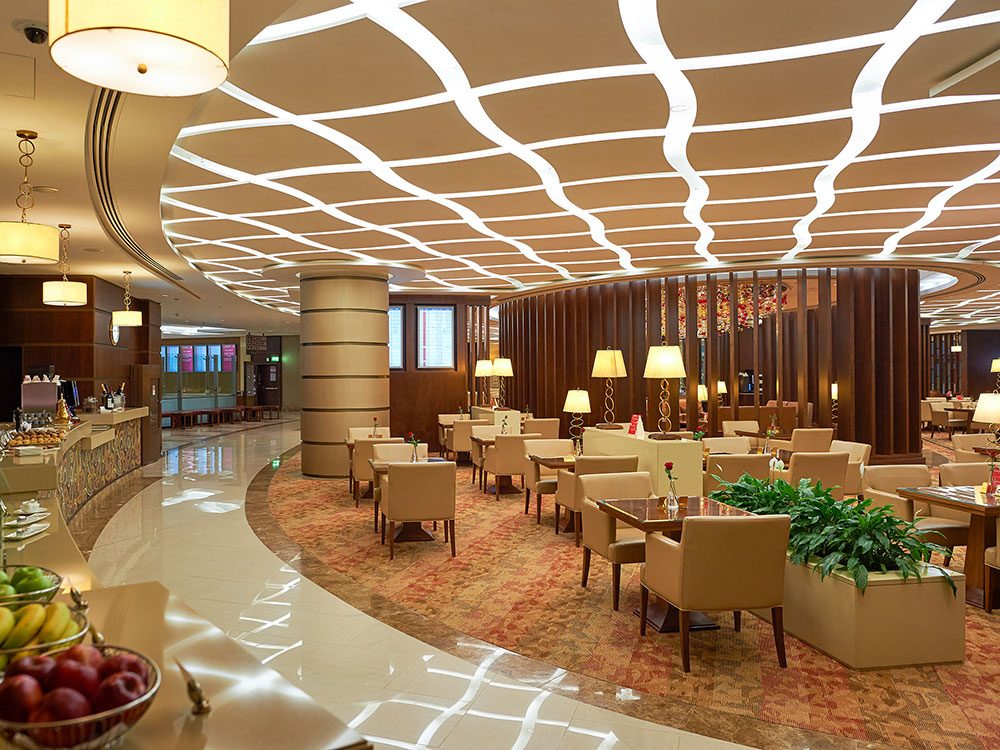 Airport tips: Inside the Emirates First Class Lounge