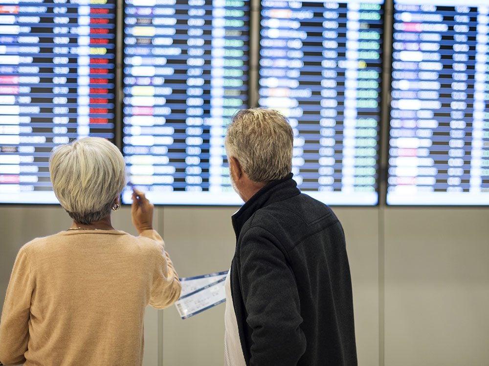 Airport tips for seniors: Breeze through security
