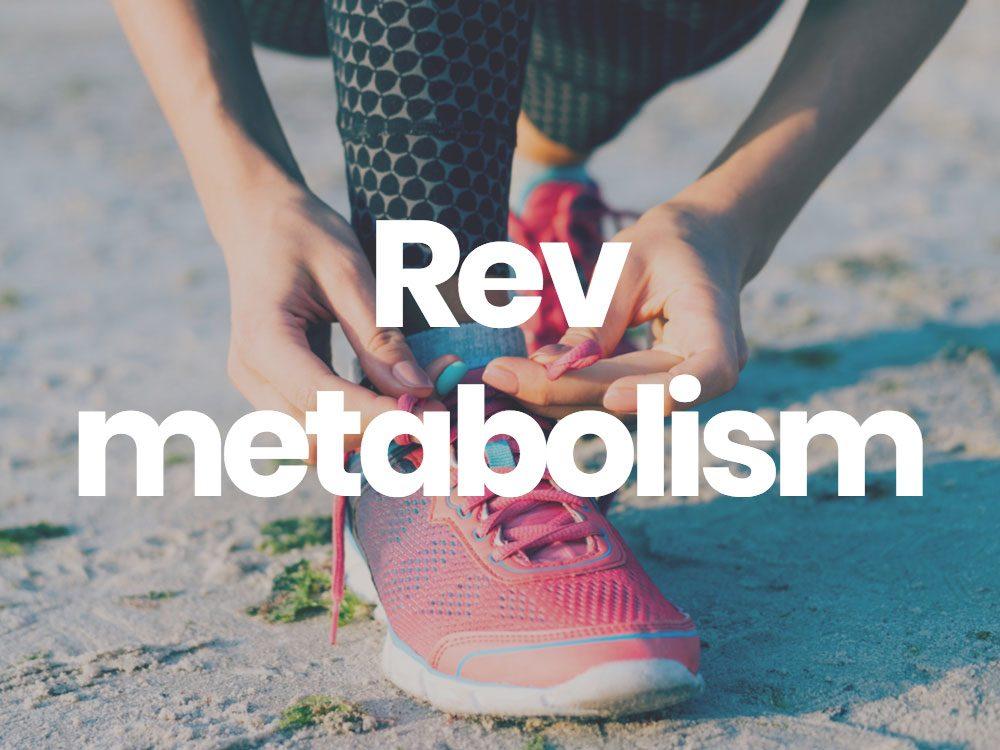 Rev metabolism