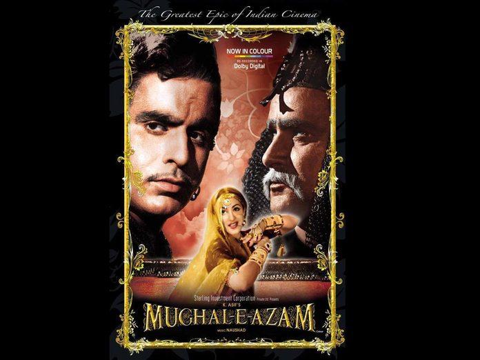 Bollywood Films: Mughal-e-Azam