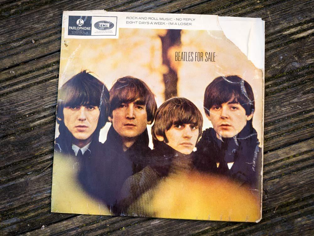 """""""Beatles for Sale"""" LP"""