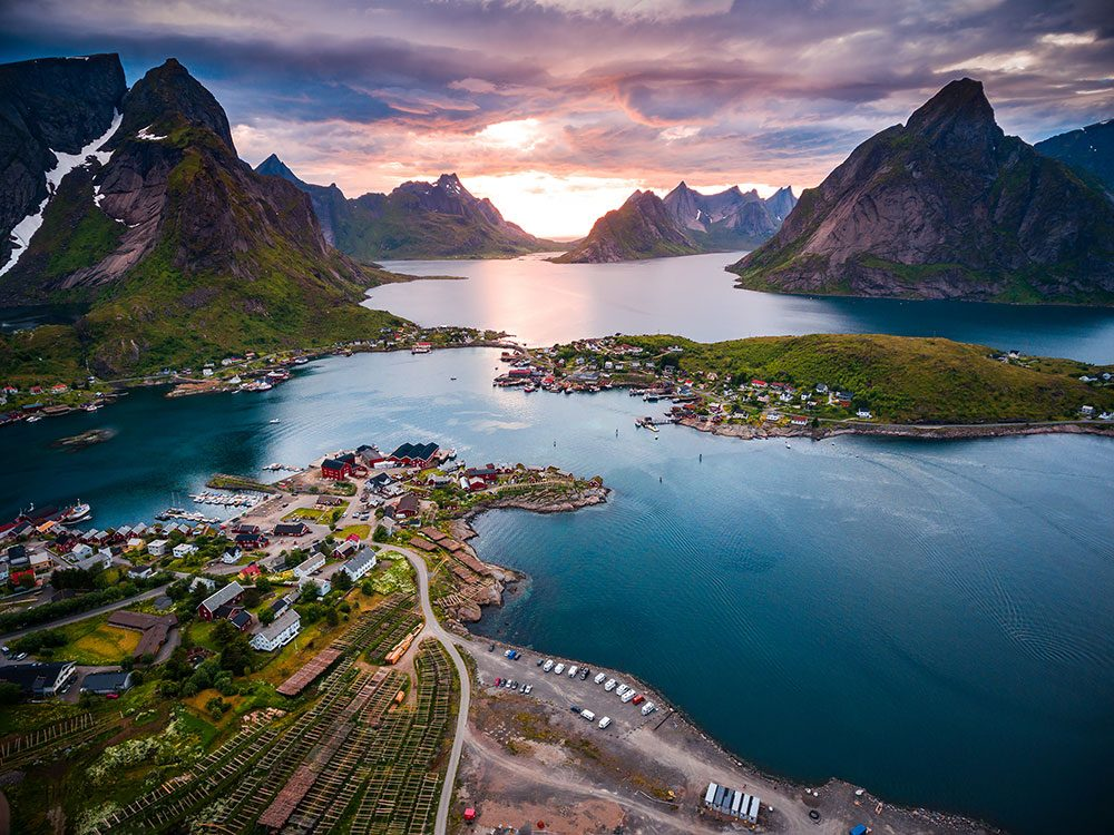1,000 Places to See Before You Die: Norway