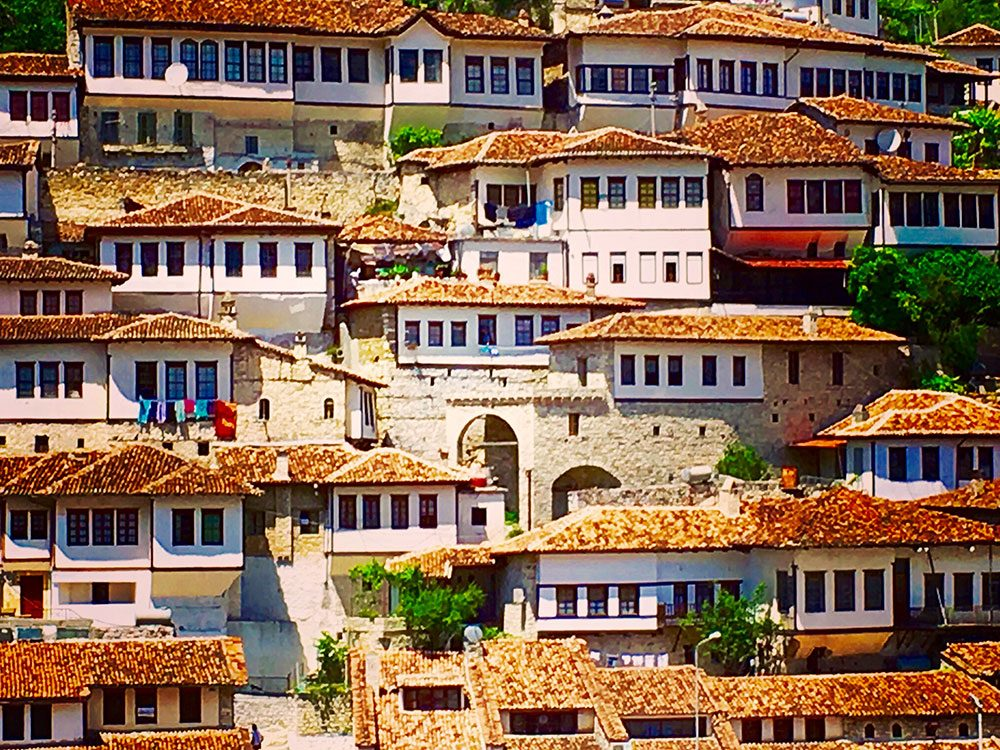 Bucket List: Berat, Albania