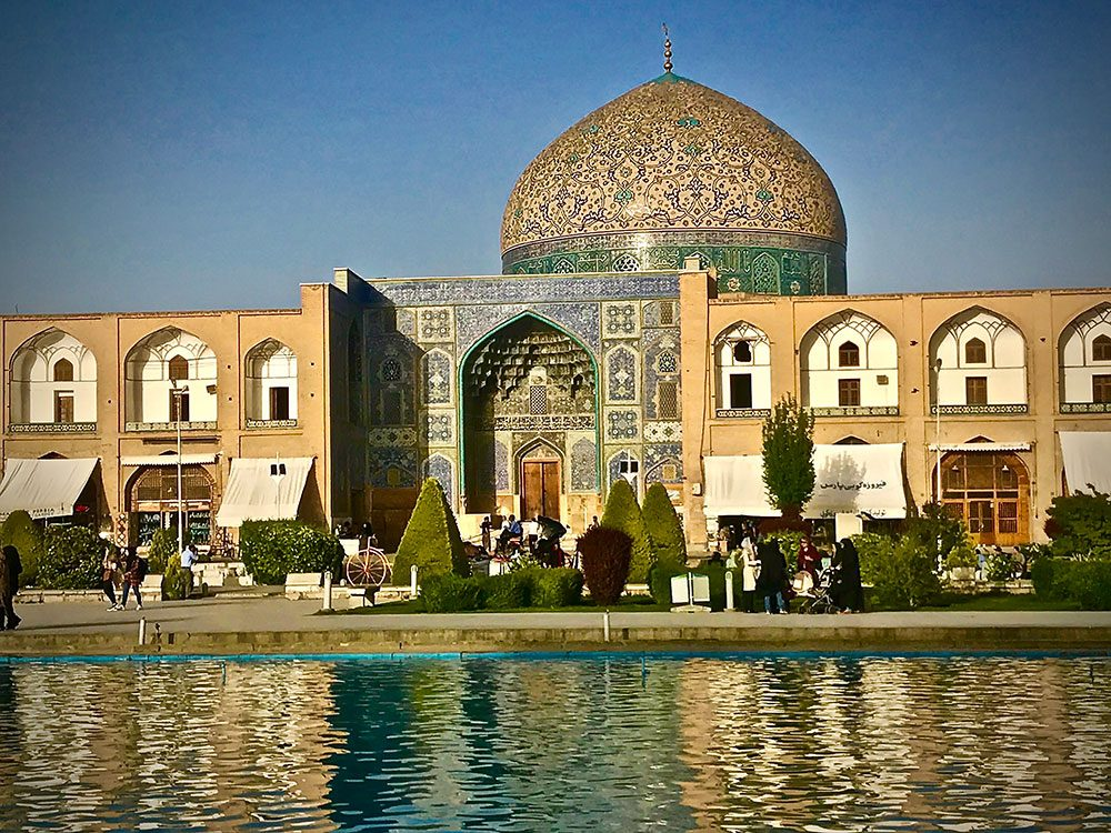 Bucket List: Isfahan, Iran