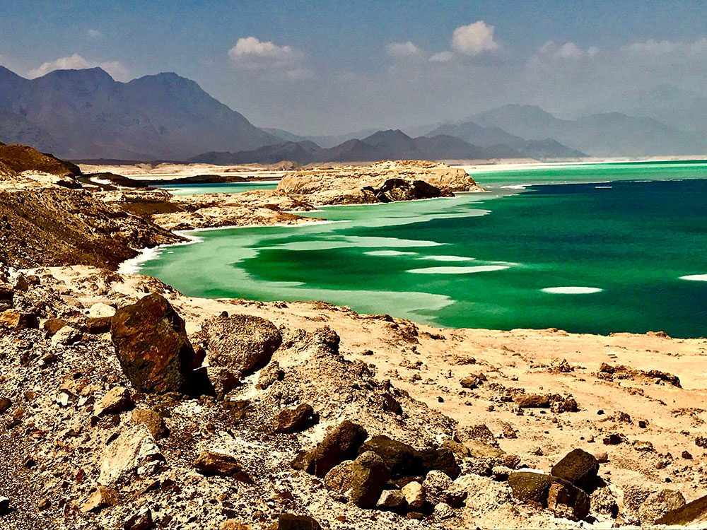 Bucket List: Lake Assal, Djibouti