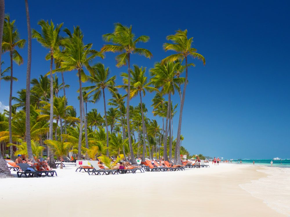 Punta Cana beach resort