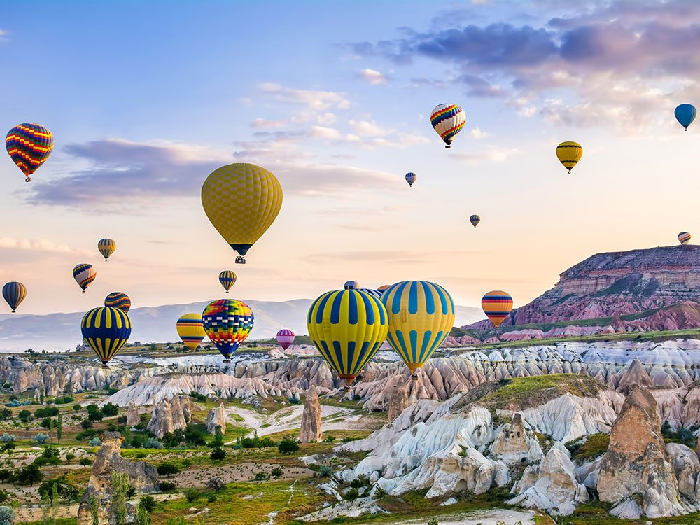 1,000 Places to See Before You Die: Cappadocia, Turkey